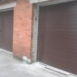 Garažo vartų montavimas